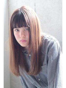 himawari straight hair l011737809 ヒマワリ himawari のヘア
