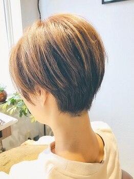 ヘアーナイスデイ ワンスター(Hair nice day ONE STAR)の写真/【発寒南】1番大切なカットだからこそ丁寧に施術。家でも簡単にスタイリングができる☆