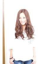 ヘアーガーデン ナチュラ(HAIR GARDEN NATURA)巻き髪無造作スタイル!!