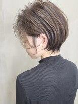 ソース ヘア アトリエ 京橋(Source hair atelier)【SOURCE】ペールアッシュ