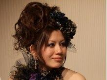ホテルアウィーナ大阪 美容室の雰囲気(結婚式場内の美容室スタッフが行います!アップスタイル¥5,500)