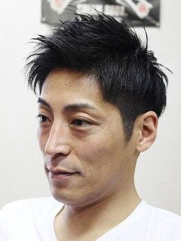 髪工房 M2の写真/【新規/カット+頭皮マッサージ¥2500】ライフスタイルを考えた似合わせカットでON/OFF決まるスタイルへ
