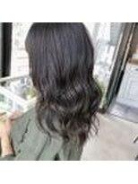テラスヘア(TERRACE hair)透明感グレージュカラー