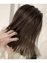 クールブ(Courbe)美髪ケア♪『ナチュラルグレージュ×美髪エステ』