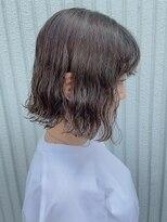 ネオヘアー 東向島店(NEO Hair)ブルーブラックカラー