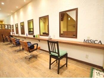 アイラッシュアンドヘアー ミシカ(eyelash&hair MISICA)の写真/癒しの空間・・・☆落ち着けるアットホームなサロン♪≪eyelash&hair MISICA≫でホッとするひと時を♪