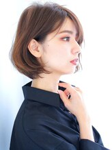 ヘアーコンチェルト エミライ(Hair Concerto Emirai)☆Emirai☆オトナショートボブ