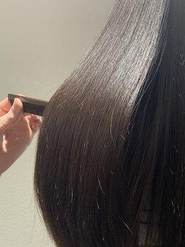 テラ(terra)の写真/今まで叶わなかったうねりやパサつき、クセなど髪のお悩みを解決!まとまりある扱いやすい髪に…☆