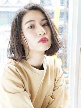 クーヘアーシエル(coo hair ciel)の写真/【栄・矢場町】年齢と共に変化する大人女性ならではのお悩みを解決に導きながら、美しく上品なスタイルに◎