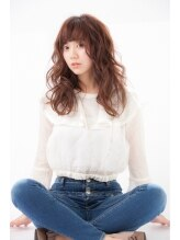 アールヘアアトリエ(r hair atelier)色っぽロング☆