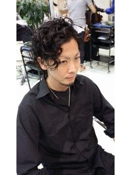 ハーツヘアーズ 五日市店(HEARTS hair's)2ブロックパーマ