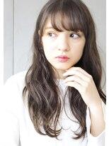 ヘアサロンガリカアオヤマ(hair salon Gallica aoyama)『 グレージュ&毛束感 』外国人風スタイル♪ セミウェット☆