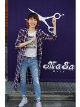 マサヘアー(MaSa Hair)久松 未愛