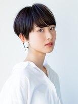 シータ(sheta)【sheta/堅田祐介】大人かわいいまるみ黒髪ベリーショート