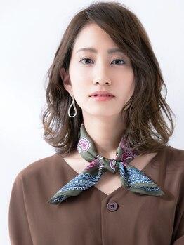 フルショウ アシヤ(FURUSHO ASHIYA)の写真/日々の髪の変化に、悩みが増えていくあなたに…いつもキレイでいたい大人女性を魅了♪