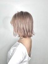 ソース ヘア アトリエ(Source hair atelier)パールミルクティー