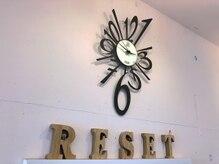 リセット(Reset)