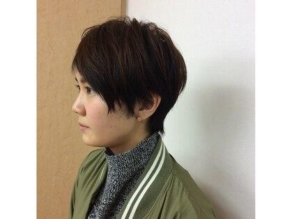 レユニオン(reunion hair)の写真