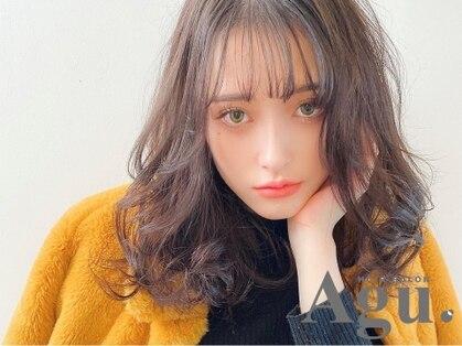 アグ ヘアー リボーン 新発田店(Agu hair reborn)の写真