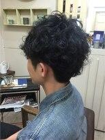 ファシオ ヘア デザイン(faccio hair design)ツーブロックパーマ