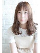 リリィ ヘアデザイン(LiLy hair design)LiLy hair design ~ 外国人風アッシュベージュ