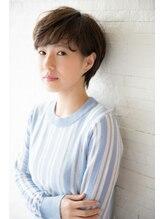 カイル (KAIL)【KAIL仙台東口】大人のショートヘア 30代 40代 50代 前髪あり