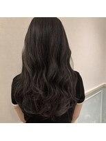 ヘアーサロン リアン 熊谷2号店(hair salon Rien)濃いめグレージュ