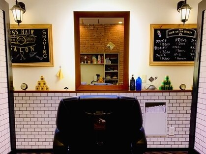 メンズヘアーサロン シンジョウ(Men's hair salon Shinjo)の写真
