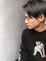 アイリーヘアデザイン(IRIE HAIR DESIGN)【IRIE HAIR赤坂】王道センターパート×フェード