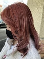 コレットヘア(Colette hair)黒髪卒業式
