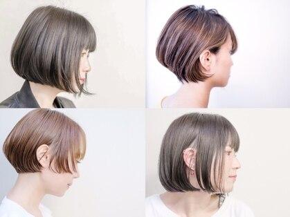 ルーシー ヘアデザインワークス(Lucy Hair Design Works)の写真