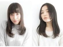 レス(Les.)の雰囲気(透明感と極純艶カラーで綺麗な艶髪へ!)