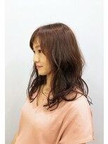 エイム ヘアメイク 横川店(eim HAIR MAKE)eim で叶える♪大人かわいい☆ゆるふわロング
