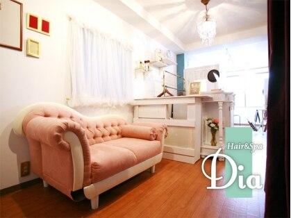 ヘアアンドスパ ディア 亀戸店(Hair&Spa Dia)の写真
