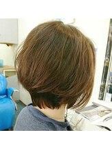 ヘアサロン スリーク(Hair Salon Sleek)クール系クラシカルボブ