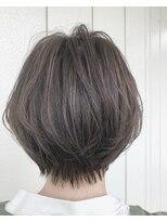 ヘアーサロン リアン 熊谷2号店(hair salon Rien)#ハンサムショート#グレージュ