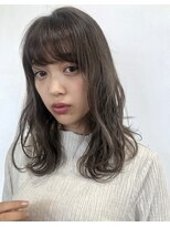 ガーデントウキョウ(GARDEN Tokyo)【GARDEN田中麻由】低温デジタルパーマゆるふわヘルシーレイヤー