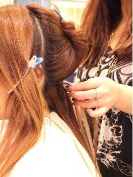 ガイア ヘア(gaia hair)の写真/《gaia hair》でノンダメージで新しい自分に出会える!リーズナブルにイメチェン☆