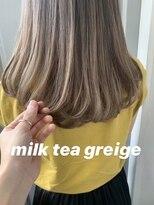 ピア(Pia)ミルクティーグレージュ