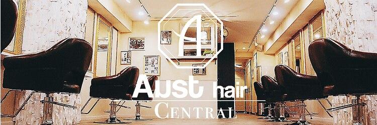 オーストヘアーセントラル(Aust hair central)のサロンヘッダー