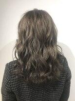 フレイムスヘアデザイン(FRAMES hair design)シルバーアッシュ