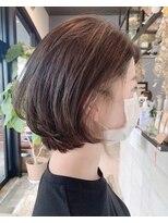 ヘアードットツミキ(HAIR.TSUMIKI)インナーカラー