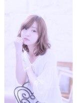 【miel hair bijoux】エアリースウィートボブ