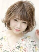 アグ ヘアー ジャパン 札幌9号店(Agu hair japan)ふわっとアレンジが可愛いショート