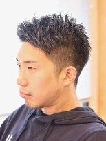 【リビーチ】王道の爽やかメンズショートスタイル