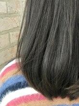 ヘアーギャラリー アヴァン(HAIR GALLERY)外国人風カラー(グレージュ)