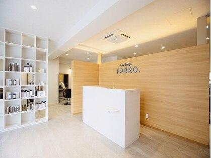 ヘアデザイン ファブロ(hair design FABRO.)の写真