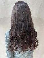 ソース ヘア アトリエ 京橋(Source hair atelier)【SOURCE】ラベンダーアッシュ
