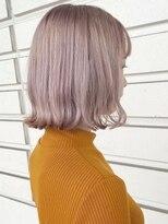 ルッツ(Lutz. hair design)クリーミーベージュ