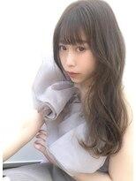 ファミーユ(famille)famille・小顔前髪カット×イメチェン韓国風巻き髪